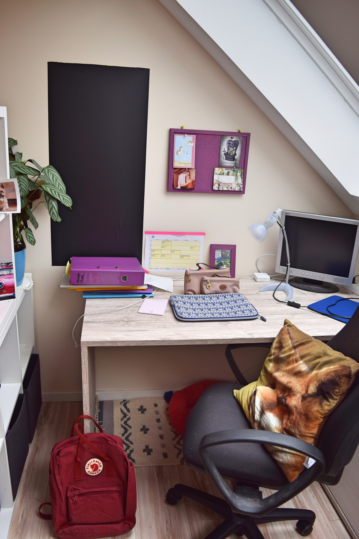 unser haus make over home office mode lifestyle mama blog. Black Bedroom Furniture Sets. Home Design Ideas