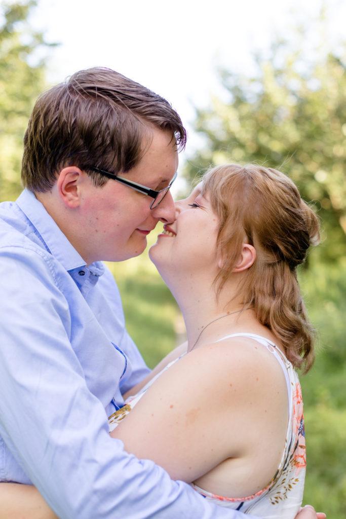 erster Kuss für die Ehe sparen